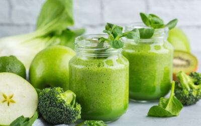 2 Rezeptideen für deinen nächsten grünen Smoothie