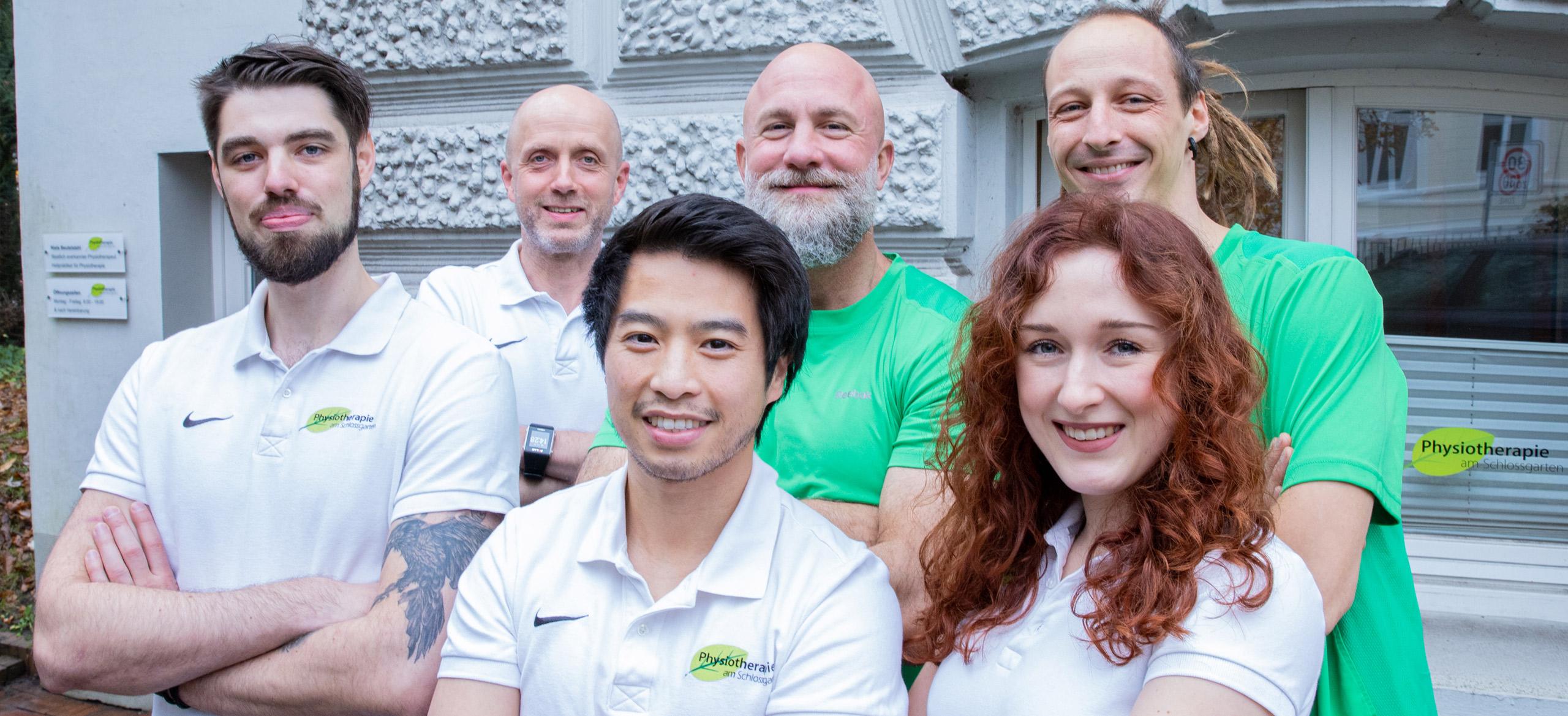 Physio Am Schlossgarten Team